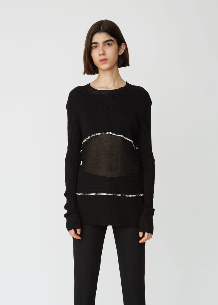 Unisex Cotton Wool Sweater