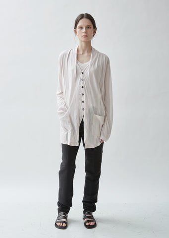 Iliad Cotton Silk Cardigan