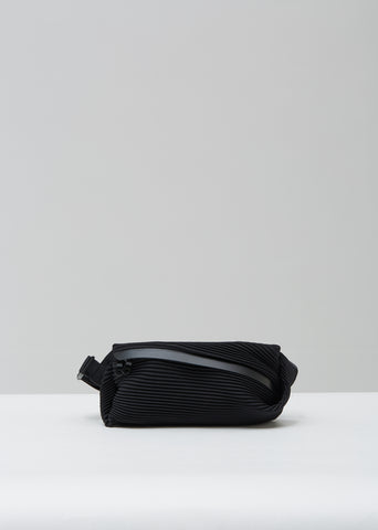 Bias Pleats Backpack