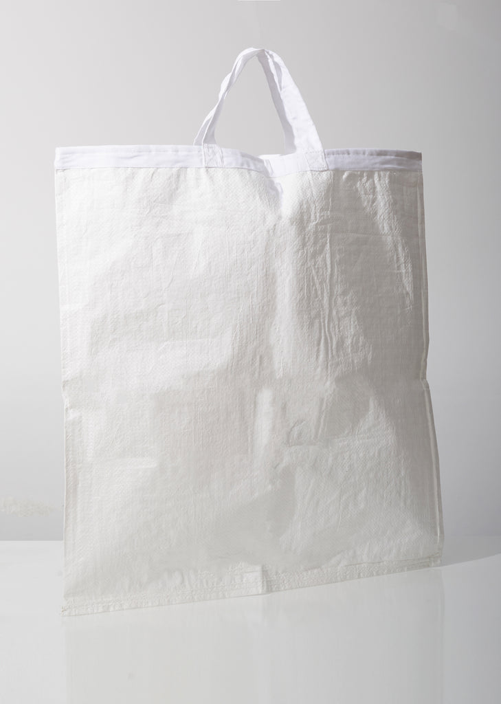 White Shopping Bag - 65