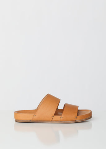 Vegetable Tanned Leather Sandals