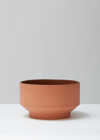 Edge Terracotta Bowl