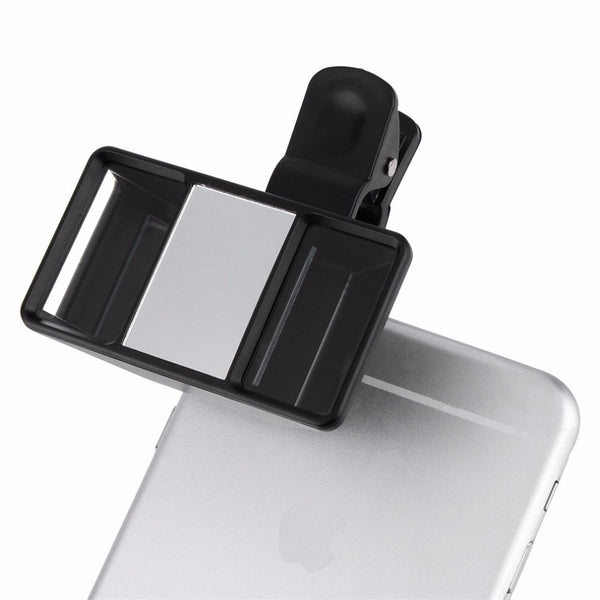 3D Mini Camera Lens With Clip for Smartphones