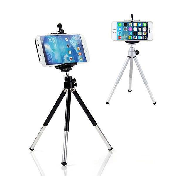 Smartphone Holder Flexible Octopus Leg Tripod Bracket Mount Monopod Adjustable Accessories For iPhone 6S