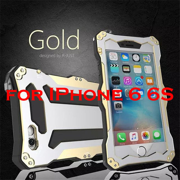 Waterproof casing & housing for IPhone