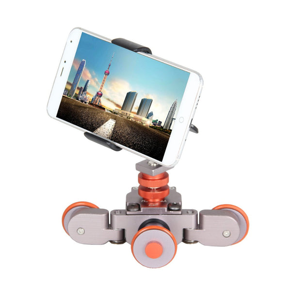 Mini flexible rig & dolly for iphone and smarphone
