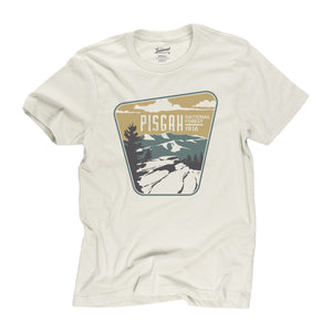 Pisgah National Forest t-shirt in dune