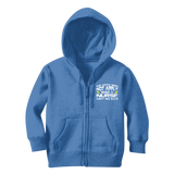 The Weak Need Not Apply Being a Nurse Aint No 9 to 5 Classic Kids Zip Hoodie