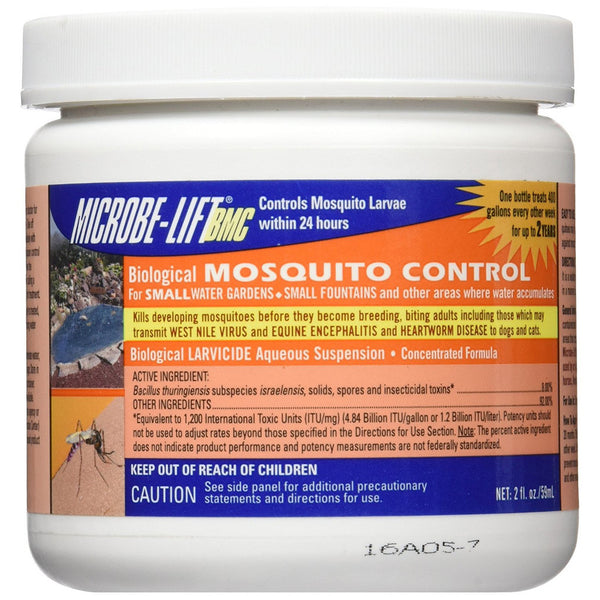 Microbe-Lift Biological Mosquito Control BMC 2 Ounce - Rocky Mountain Bio-Ag