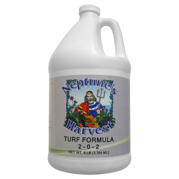 Neptune's Harvest Turf Formula Fertilizer NO PHOSPHORUS