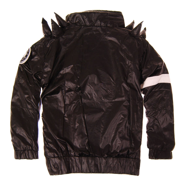 Black Spikes Windbreaker by: Mini Shatsu