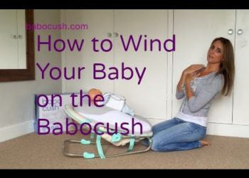 How To Relieve Your Baby's Wind, Colic And Reflux Using The Babocush