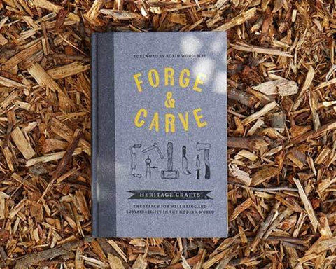 Forge and Carve book on Heritage Crafts