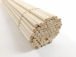 Arrows And Arrow Making - Birch Arrow Shafts 3/8