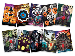 Targets - Halloween Novelty Target Faces By Egertec