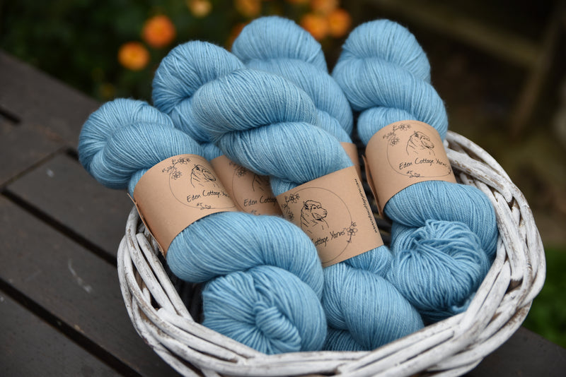 Titus 4ply in Harbour (Dyelot 150219)
