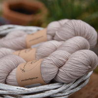 Pendle 4ply in Stone (Dyelot 171019)