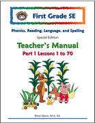 First Grade SE Phonics and Reading Teacher's Manual Part 1 - McRuffy Press