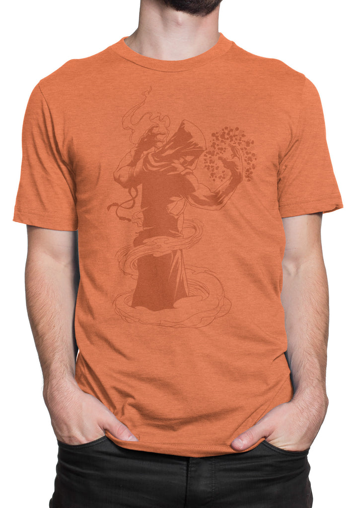 Orange Mage T-shirt