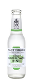 Hartridges Premium Floral Elderflower Tonic Water 200ml Bottle