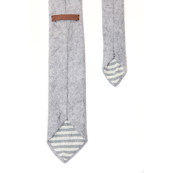 AMIDST THE STORM MEN'S WOOL NECKTIE - Gimmerton