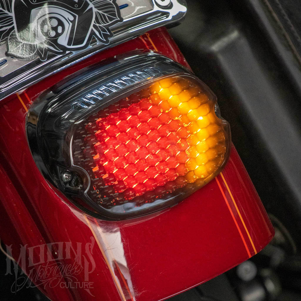 MOONSMC® FXR Low Profile LED Tail light, Lighting, MOONS, MOONSMC // Moons Motorcycle Culture