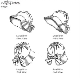 Reversible Sun Hat PDF Pattern