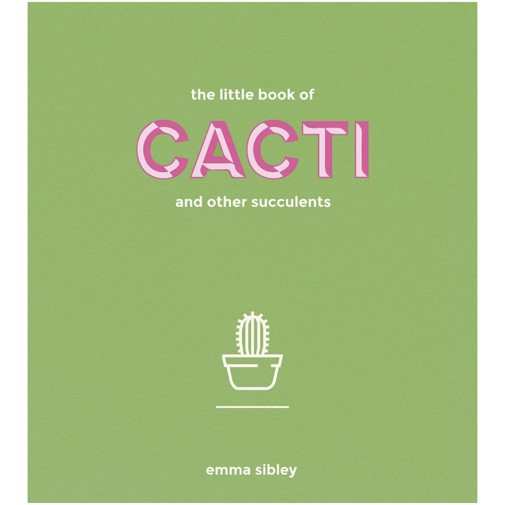 Little Book Of Cacti & Other Succulents