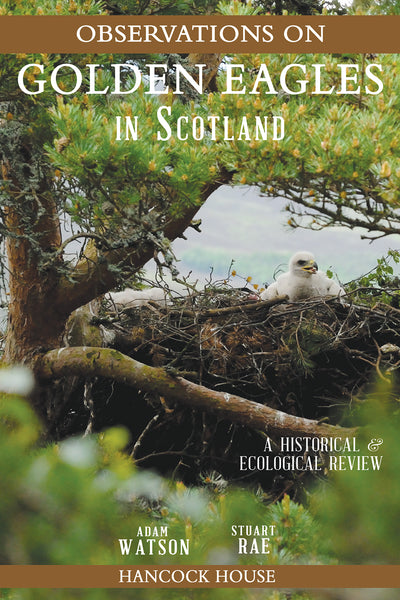Observations of Golden Eagles in Scotland: a historical and ecological review