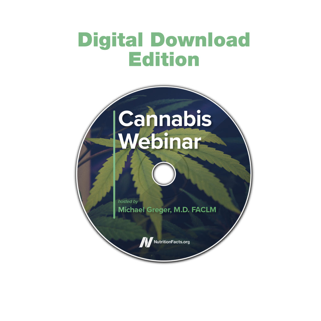 Cannabis: What Does the Science Say [Digital Download]