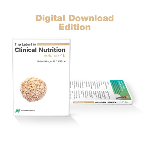 Latest in Clinical Nutrition - Volume 46 [Digital Download]