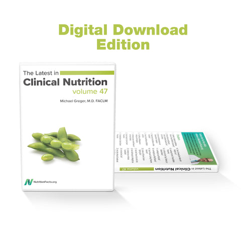 Latest in Clinical Nutrition - Volume 47 [Digital Download]