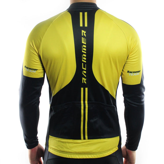 0A3 Cycling Jersey (Long Sleeve)