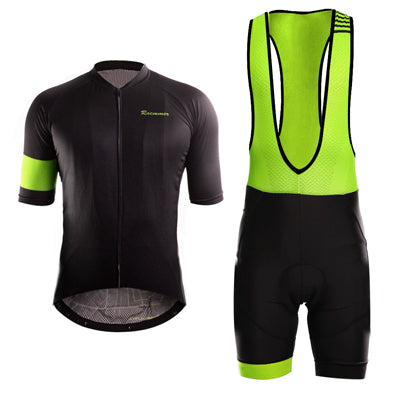 Captain 1.0 Cycling Jersey Set (Short Sleeve)