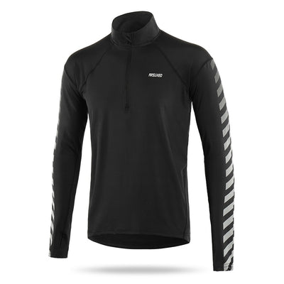 Black Racer Cycling Jersey (Long Sleeve)