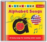 Alphabet Songs (CD) [USA Edition]