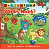 Who's Next? (split page book)