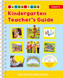 Kindergarten Vol.2 Teacher's Guide