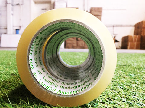 Not all packing tapes (and plastics) were created equal!