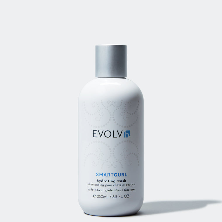 Experience your best curls ever with this rich hydrating shampoo