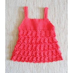 Crochet Baby Girl Dress - FREE SHIPPING - AsDidy fashion