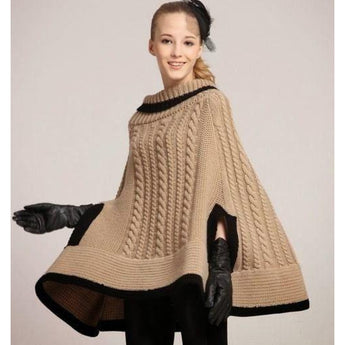 Crochet poncho - Crochet clothes