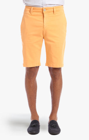 Nevada Shorts In Peach Twill