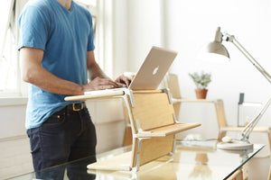 Standing Desk Example - Modos Furniture
