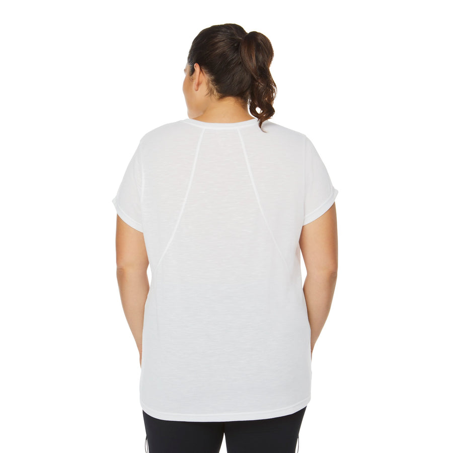 DANCER'S TEE (PLUS SIZE)