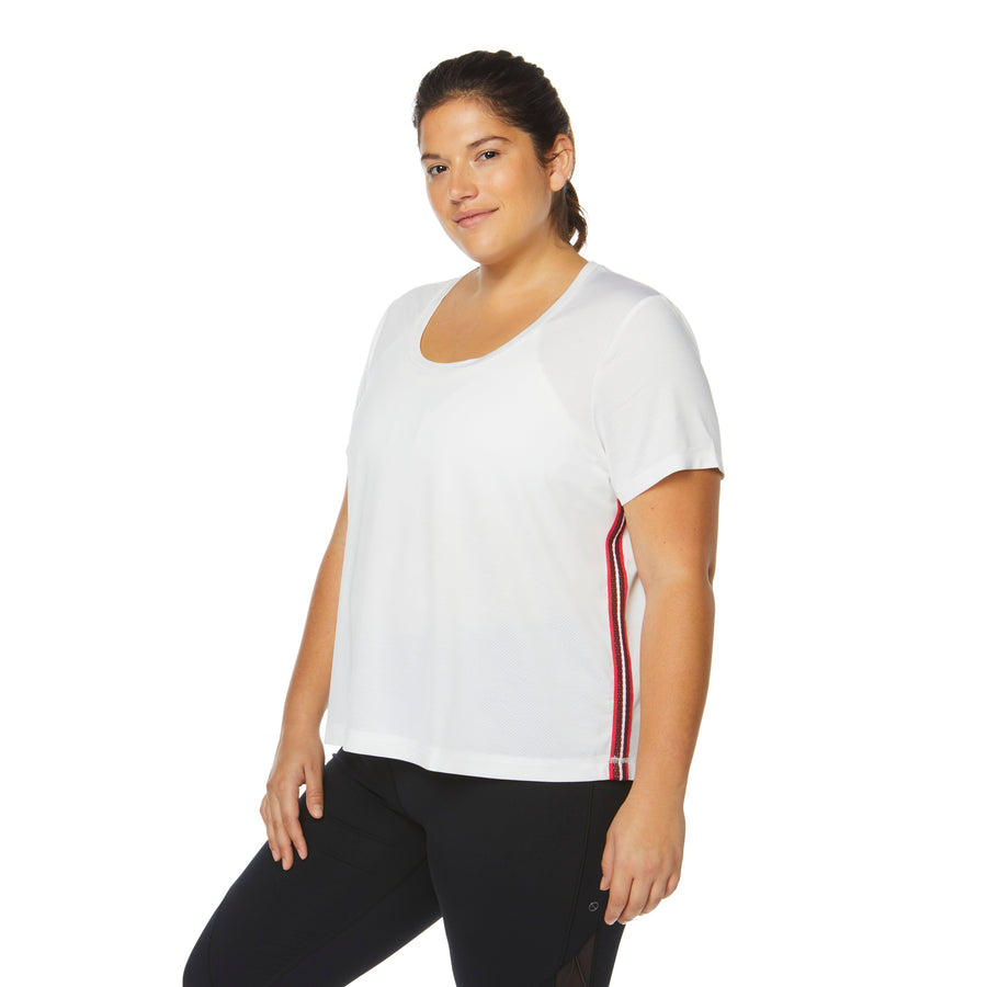 TRACK STAR TEE (PLUS SIZE)