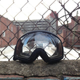 Flipside Goggle with Leather Patch