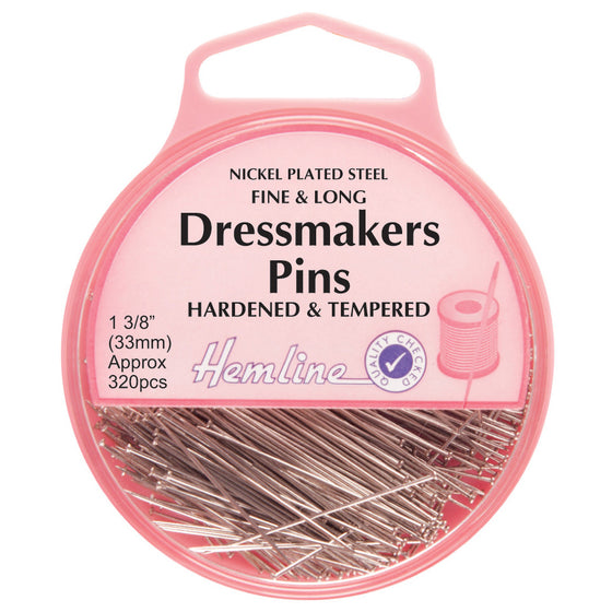 Dressmaker Pins H718 - The Fabric Bee