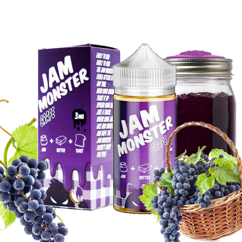 Grape Jam - Jam Monster