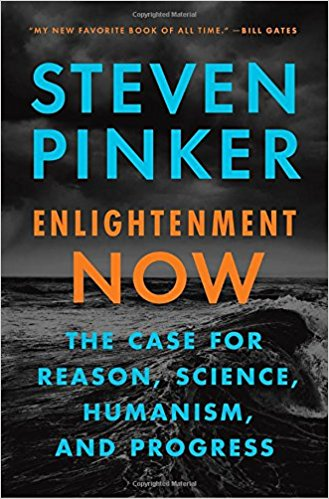 Enlightenment Now: The Case for Reason, Science, Humanism, and Progress by Steven Pinker Ebook